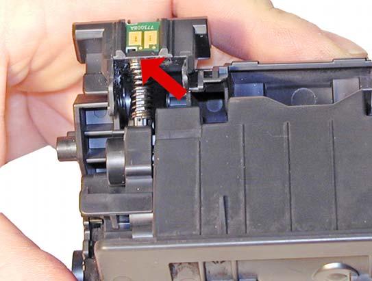 Как заправить картридж cs-c725s в домашних условиях